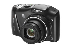 canon POWERSHOT SX150IS foto canon