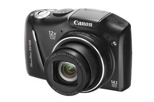 canon POWERSHOT SX150IS foto canon