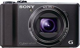 Die DSC-HX9V ist eine handliche und preiswerte Digitalkamera mit vielerlei Funktionen