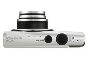 Buntes Zoom-Ding: Canon Ixus 230HS Digitalkamera