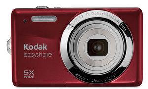 Neu für Anspruchslose: Kodak M23 Digitalkamera