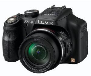 Lumix Digitalkameras DMC-FZ150 Foto: Panasonic