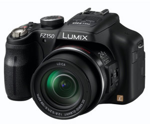 Lumix Digitalkameras DMC-FZ150 Foto: Panasonic