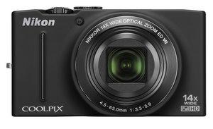 Nikon Coolpix S8200 Digitalkamera foto: Nikon