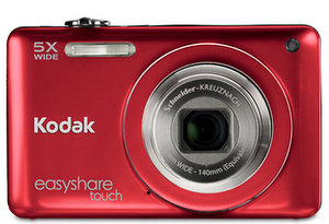 Trendy: Kodak Touch M5370 Digitalkamera