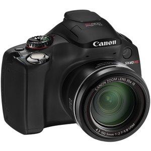 Canon Powershot SX40 HS Digitalkamera foto canon