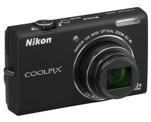 Nikon Coolpix S6200 Digitalkamera foto nikon