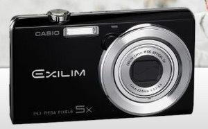 EXILIM Zoom EX-Z680 - casio digitalkamera.