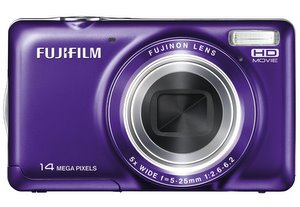 Knips and Go: Fujifilm Finepix JX370 Digitalkamera