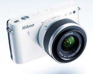 Nikon 1J1 System Digitalkamera foto nikon