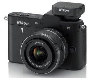 Nikon 1V1 System Digitalkamera foto nikon