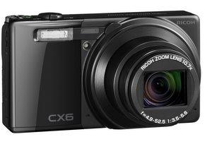 Neues Vorbild? Die Ricoh CX 6 Digitalkamera