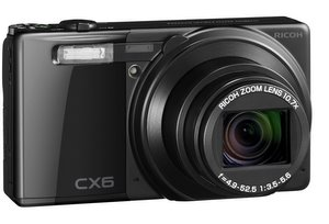 Ricoh CX 6 Digitalkamera foto ricoh_
