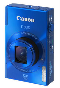 Besser? Die Canon Ixus 500 HS Digitalkamera