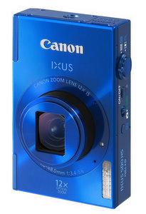 Canon Deutschland - IXUS 500 HS_2 Digitalkamera foto canon.