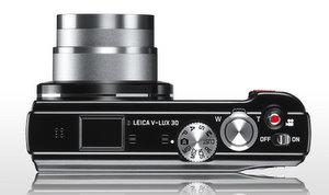 Edel: Leica V-Lux 30 Digitalkamera