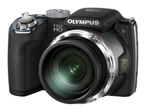 Olympus SP-720 UZ Bridge Digitalkamera foto olympusL