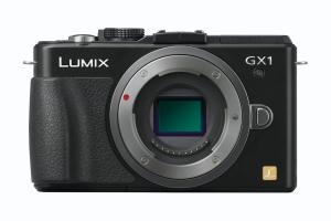 Panasonic Lumix DMC-GX1 System Digitalkamera foto panasonic