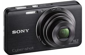 Die Elegante: Sony DSC-W630N Digitalkamera