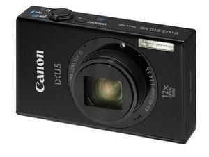 Funker: Canon Ixus 510 HS Digitalkamera