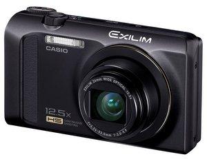 Echt rasend schnell: Casio Exilim EX-ZR200 Digitalkamera