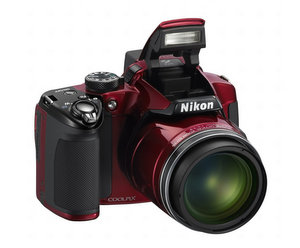 Die Super-Super-Zoom: Nikon Coolpix P510 Digitalkamera