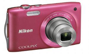 Nikon Coolpix S3300 Digitalkamera foto nikon