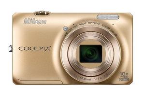 Nikon Coolpix S6300 Digitalkamera foto nikon