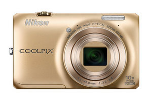 Das Goldstück: Nikon Coolpix S6300 Digitalkamera
