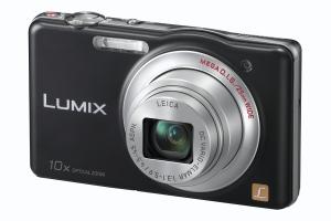 Klein und kompakt auch für unterwegs: Panasonic Lumix DMC-SZ1 Digitalkamera