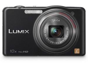 Verlockend: Panasonic Lumix DMC-SZ7EG Digitalkamera