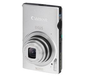 Typisch: Canon Ixus 240 HS Digitalkamera