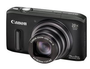 Bewährtes: Canon Powershot SX240 Digitalkamera