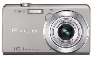Edelstahl für Einsteiger: Casio Exilim EX-ZS12 Digitalkamera