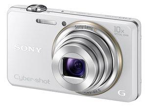 Cyber-shot DSC-WX100 Digitalkamera foto sony