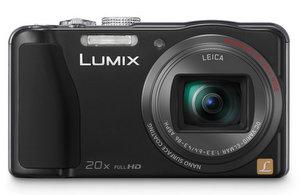 Panasonic DMC-TZ31EG-K Digitalkamera foto panasonic