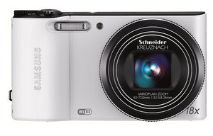 Facebook-Partner: Samsung WB150F Digitalkamera