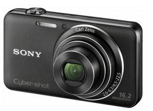Federleicht: Sony Cybershot DSC-WX50 Digitalkamera