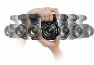 High Potential: Sony DSC-HX200VB Digitalkamera