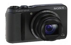 Sony DSC-HX20VB Cybershot Digitalkamera foto sony