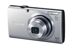 Bitte einsteigen: Canon PowerShot A2400 Digitalkamera