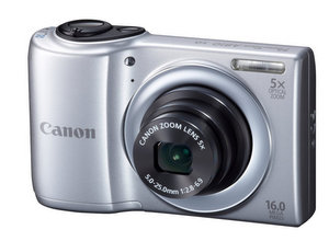 Canon PowerShot A810 Digitalkamera foto canon
