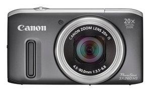 Gewohnt gut: Canon Powershot SX 260 Digitalkamera