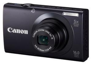 Wenig Power: Canon Powershot A3400 Digitalkamera