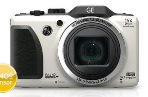 GE G100 Digitalkamera foto ge
