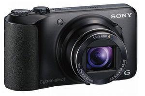 Sony DSC-H90B Cyber-shot Digitalkamera foto sony.