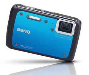 Die Strand-Cam: BenQ LM100 Outdoor Digitalkamera