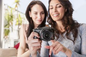 Vielversprechend: Panasonic Lumix GF5 System Digitalkamera