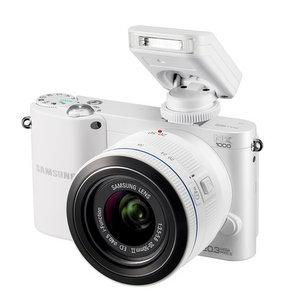 Neu dabei: Samsung NX1000 Digitalkamera