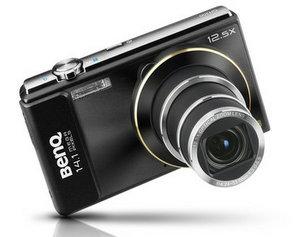 Kompakte Reisezoom ganz einfach: BenQ GH200 Digitalkamera